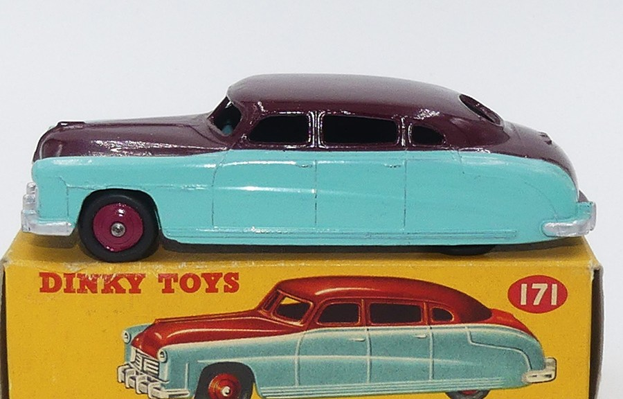 rare Dinky-Toys Hudson Commodore