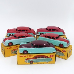 Dinky-Toys Hudson Commodore