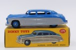 Dinky-Toys Hudson Commodore découpe haute