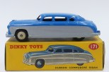Dinky-Toys Hudson Commodore découpe haute (rare jantes crème)