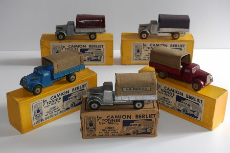 Gulliver Berliet GDR 7D