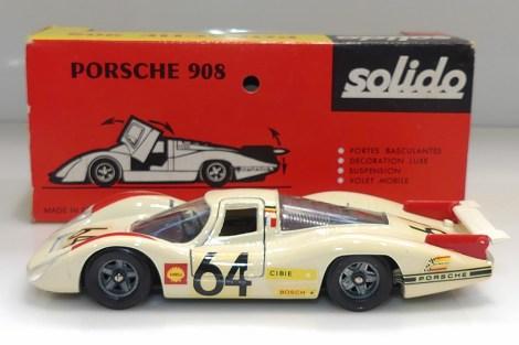 Solido Porsche 908L Le Mans 1968