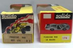 Solido Brosol Porsche-908L (deux boîtes différentes)