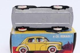 C-I-J Renault 4cv 6 barres chassis pincé