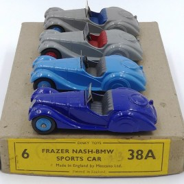 Dinky Toys Frazer Nash BMW troisième série