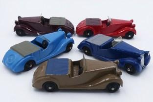 Dinky Toys Sunbeam Talbot seconde série