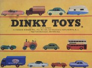 Catalogue Dinky-toys Hudson Dobson 1956-1957