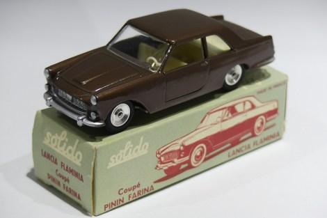 Solido Lancia Flaminia (rare couleur)