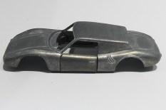 coque de Porsche RS61 (Dynam)
