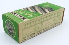 Boîte du Wiking Macchi car
