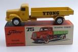 """Tekno Scania 76 ridelles lisses """"Ytong"""" décalque avec lettres grasses"""