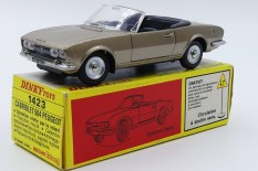 Dinky Toys Peugeot 504 cabriolet (petite série)