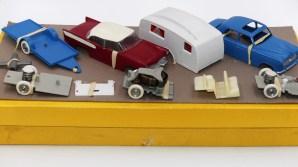 Solido coffret Junior avec caravane