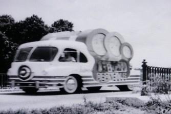 """extrait du film """"La route Napoleon"""""""