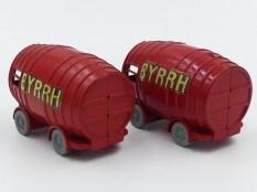 """Les Rouliers Renault tonneau """"Byrrh"""""""