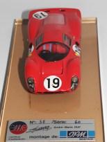 AMR Ferrari 330P4 24 heures du Mans 1967
