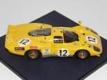 AMR Ferrari 512S Le mans 1970 montage Jean Paul Magnette