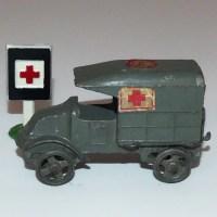 DC Latil fourgon ambulance militaire avec le prix d'époque