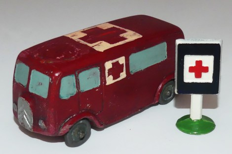 Jouets Citroën Citroën TUB ambulance