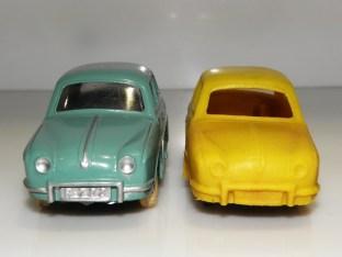 "Rico et""spain"" Renault Dauphine (Alex Cameron)"
