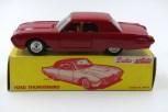 Dalia Ford Thunderbird (nuances de couleur) avec jantes en acier