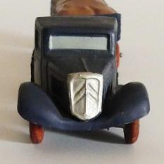 """""""jouets Citroën"""" Citroën P108 avec remorque (face avant)"""