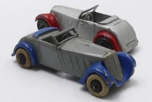 Dinky Toys 22 C et 22 D en plomb