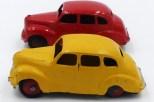 Lemeco et Dinky Toys Austin Devon