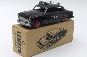 Lemeco Ford Fordor taxi suédois