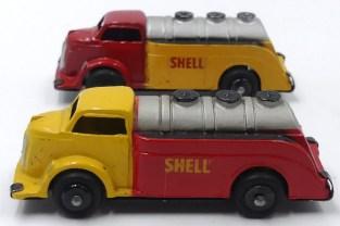"Lemeco Mack camion citerne ""Shell"""