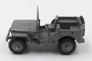 Lemeco Willys Jeep armée suédoise