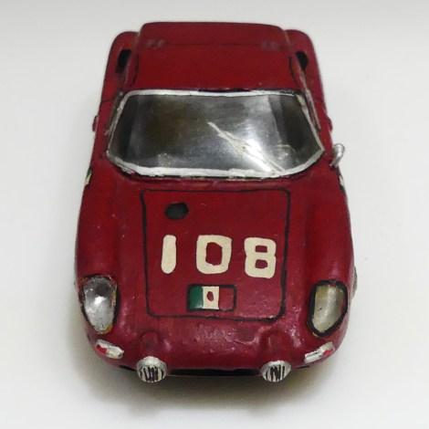 RD Marmande Porsche 718 Targa Florio 1963