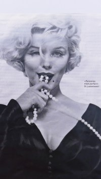 Marilyn Monroe tout simplement !