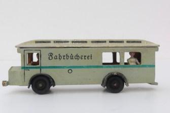 "Erzgebirge Büssing bibliobus ""fahrbücherei"""