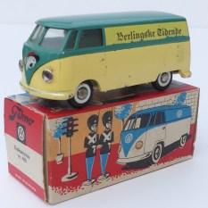 "Tekno Volkswagen van "" Berlingske Tidende"" le plus rare de tous?"