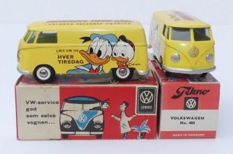 """Tekno Volkswagen van """" Anders And""""Il faut en avoir deux ! pour profiter des deux faces différentes"""
