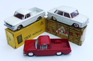 Buby Fiat 1500 berline et 1500 Multicarga