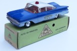 "Buby Chevrolet Bel Air ""policia"""