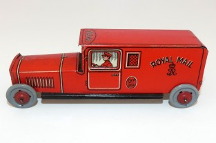 "CKO camionette ""Royal Mail"""