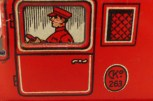 """CKO camionette """"Royal Mail"""""""
