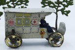 Fisher Oldsmobile ambulance de Londres