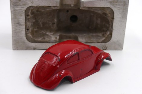prototype de la Tekno Volkswagen 1200'58 emprunte