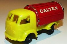 """Sésame (Magreb ?) Simca Cargo """"Caltex"""" (gravure Volvo !)"""