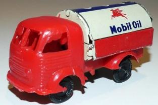 """Sésame (Magreb ?) Simca Cargo """"Mobil"""" (gravure Volvo !)"""