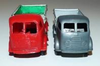 Comparaison entre les deux fabrication (France et Magreb(?))