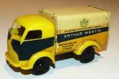 """Sésame France Simca Cargo fourgon """"Arthur Martin"""""""