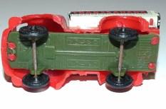 Sésame (Magreb ?) Simca Cargo benne (gravure Volvo !)