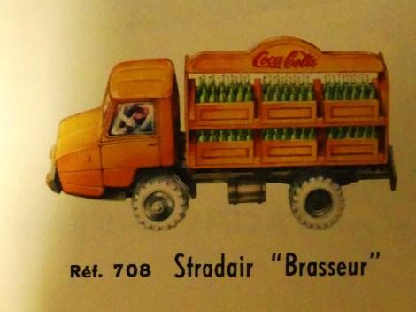 FJ catalogue professionnel avec brasseur Coca Cola ...Stradair