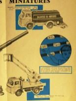 FJ catalogue professionnel avec Berliet Gak