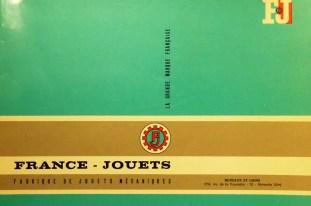 """FJ catalogue professionnel """"la grande marque française""""...on est à Marseille !"""